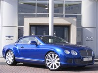 Used Bentley Continental GTC 14-14 Only 250 miles
