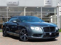 Used Bentley Continental GTC V8 12-12 Mulliner-VAT Qualifying