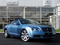 Used Bentley Continental GTC 08-08 Mulliner