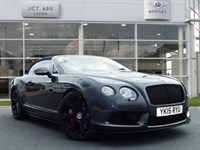 Used Bentley Continental GTC 15-15 Black Edition V8S-One Owner