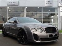 Used Bentley Continental Supersports 11-11 2 Owner-Low Mileage