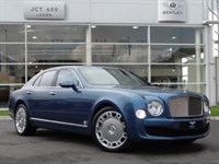 Used Bentley Mulsanne 11-11 Low Mileage-Two Owners
