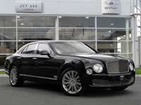 Used Bentley Mulsanne 12-62-Mulliner & Premier Specification