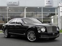 Used Bentley Mulsanne 12-62-MULLINER & PREMIER SPECIFICATION