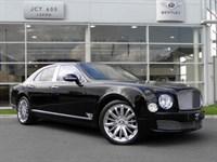 Used Bentley Mulsanne 13-63 MULLINER--PREMIER Specification