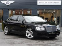 Used Bentley Continental Flying Spur V8 Mulliner, VAT qualifying, rear entertainment