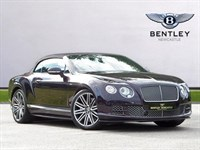Used Bentley Continental GTC W12 Speed 2dr Auto