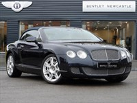 Used Bentley Continental GTC W12, Mulliner Driving Specification