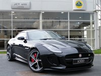Used Jaguar F-Type R Auto