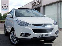 Used Hyundai ix35 Premium Crdi 5dr (PANORAMIC ROOF)