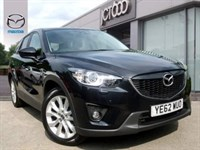 Used Mazda CX-5 D 175ps AWD Sport Nav Auto + Safety Pack