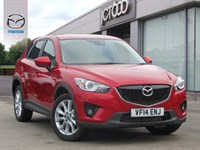 Used Mazda CX-5 SPORT NAV 2WD 150ps 5dr