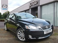 Used Lexus IS SE-L with Full Black Leather