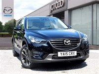 Used Mazda CX-5 D SPORT NAV STONE LEATHER