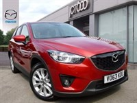 Used Mazda CX-5 D 175ps Sport Nav AWD
