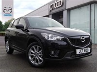 Used Mazda CX-5 D 175ps SPORT NAV 5dr - Over ??1000 Fitted Extras
