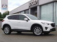 Used Mazda CX-5 Skyactiv-G Sport Nav - Black Leather