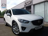 Used Mazda CX-5 165ps 2WD Sport Nav - Leather