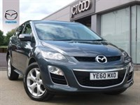 Used Mazda CX-7 D Sport Tech 5dr - AWD Sat Nav