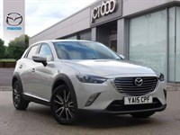 Used Mazda CX-3 D 105ps 2WD Sport Nav