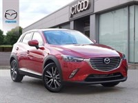 Used Mazda CX-3 120 ps 2WD Sport Nav