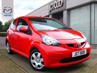 Used Toyota Aygo VVTi Plus 3Dr - One Owner