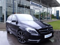 Used Mercedes B200 B-Class BlueEFFICIENCY Sport