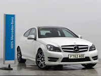 Used Mercedes C220 C-Class CDI BlueEFFICIENCY AMG Sport Plus
