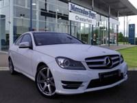 Used Mercedes C250 C-Class CDI BlueEFFICIENCY AMG Sport