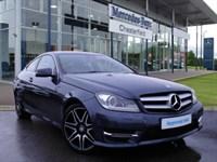 Used Mercedes C250 C-Class CDI BlueEFFICIENCY AMG Sport Plus