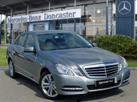 Used Mercedes E220 E CLASS CDI BlueEFFICIENCY Executive SE