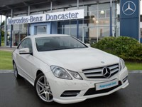 Used Mercedes E250 E-Class CDI BlueEFFICIENCY Sport