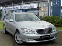 Used Mercedes S320 S-Class CDI