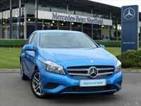 Used Mercedes A180 A-Class BlueEFFICIENCY Sport
