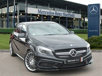 Used Mercedes A45 AMG A CLASS 4Matic 5dr Auto