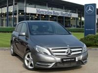 Used Mercedes B180 CDI B CLASS BlueEFFICIENCY Sport
