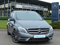 Used Mercedes B200 CDI B-Class BlueEFFICIENCY Sport