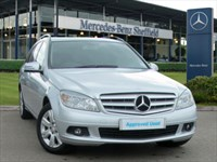 Used Mercedes C200 C-Class CDI BlueEFFICIENCY Executive SE