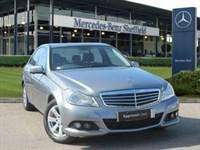 Used Mercedes C200 C CLASS CDI BlueEFFICIENCY SE