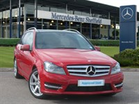 Used Mercedes C220 C-Class CDI BlueEFFICIENCY Sport Edition 125