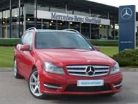 Used Mercedes C220 C-Class CDI BlueEFFICIENCY Sport Edition 125