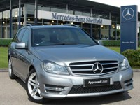 Used Mercedes C220 C CLASS CDI AMG Sport Edition