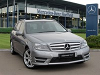 Used Mercedes C220 C CLASS CDI BlueEFFICIENCY Sport