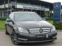 Used Mercedes C220 C CLASS CDI BlueEFFICIENCY AMG Sport Plus