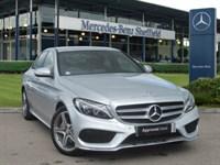 Used Mercedes C220 C CLASS BlueTEC AMG Line