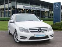 Used Mercedes C220 C CLASS CDI BlueEFFICIENCY AMG Sport