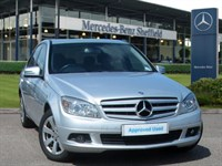 Used Mercedes C220 C-Class CDI BlueEFFICIENCY SE