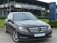 Used Mercedes C220 C-Class CDI BlueEFFICIENCY Sport