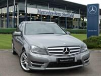 Used Mercedes C220 C CLASS CDI BlueEFFICIENCY Sport