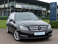 Used Mercedes C250 C-Class CDI BlueEFFICIENCY AMG Sport